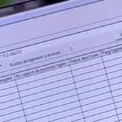 L'INSEE mène sa campagne de recensement annuelle