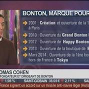 Made in Paris: Irène Cohen et Thomas Cohen, Bonton, dans Paris est à vous –
