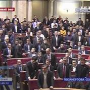 Ukraine : le Parlement vote une loi d'amnistie sous conditions