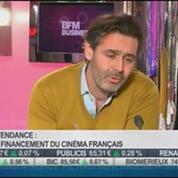 La Tendance du moment: Le Financement du cinéma français, dans Paris est à vous