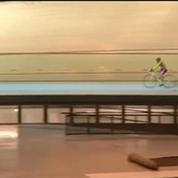 A 102 ans, Robert Marchand s'est élancé pour son record de l'heure à vélo