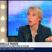 Bellista: Nocibé se lance dans la beauté low cost, Isabelle Parize, dans GMB