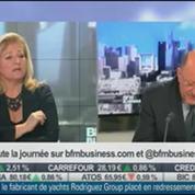 Rémy Pflimlin, France Télévisions, dans L'Invité de BFM Business