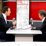 Florian Philippot, candidat FN: les Forbachois sont favorables au retour des frontières