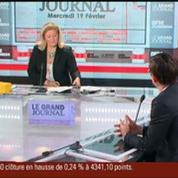 Nicolas Dufourcq, directeur général de la Banque publique d'investissement, dans Le Grand Journal – 1/4
