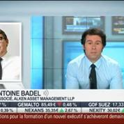 Sur quelles valeurs miser?: Antoine Badel, dans Intégrale Bourse –