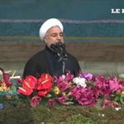 L'Iran célèbre le 35e anniversaire de la Révolution islamique
