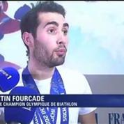JO / Sotchi : Fourcade à l'assaut de la légende Killy