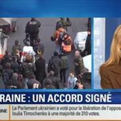 BFM Story:Ukraine: Un accord de sortie de crise a été signé entre l'opposition et le président Ianoukovitch