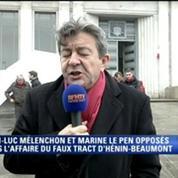 Législatives 2012: Mélenchon qualifie la campagne d' élection la plus glauque de sa carrière