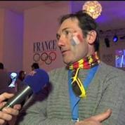 Marcel Fourcade : On est très heureux pour lui