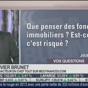 Les réponses d'Olivier Brunet aux auditeurs, dans Intégrale Placements – 1/2
