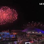 Clôture des Jeux Olympiques d'hiver de Sotchi
