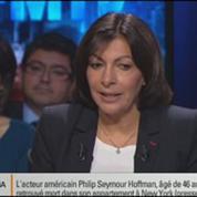 BFM Politique: L'After RMC: Anne Hidalgo répond aux questions de Véronique Jacquier 5/5