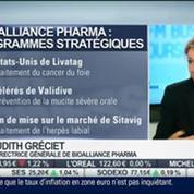 Les ambitions de BioAlliance Pharma: Judith Gréciet, dans Intégrale Bourse