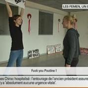 Grand Angle: Femen, les scandaleuses