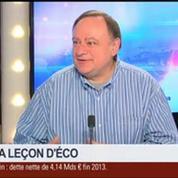 Jean-Marc Daniel: 2003: La restructuration d'Alstom