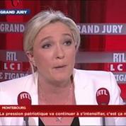 Montebourg/Le Pen : une fin de débat houleuse