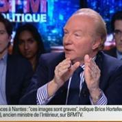 BFM Politique: L'interview BFM Business, Brice Hortefeux répond aux questions d'Emmanuel Duteil 2/6