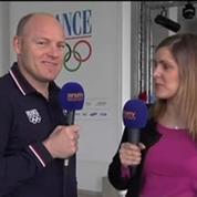 JO Sotchi / Sébastien Amiez dresse le bilan des Jeux