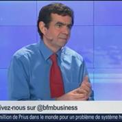 Système bancaire: Nous sommes complètement en règle avec le nouveau ordre réglementaire, Frédéric Oudéa, dans GMB