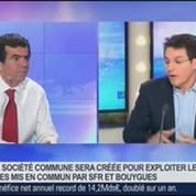 Télécoms: les consommateurs veulent le choix et la transparence, Olivier Roussat, dans GMB