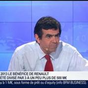 Accord de compétitivité: La France est compétitive à certaines conditions, Carlos Ghosn, dans GMB