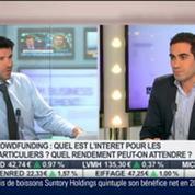 Crowdfunding: Quel est l'intéret pour les particuliers?: Charles Egly, dans Intégrale Placements