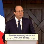 Hollande : «La France n'oubliera jamais le prix du sang versé»