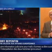 BFM Story: L'Europe veut des sanctions contre l'Ukraine