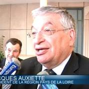 Notre-Dame-des-Landes: Jacques Auxiette demande l'expulsion des occupants de la ZAD