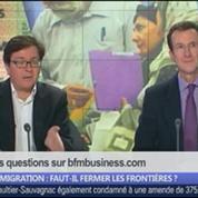 Immigration: faut-il fermer les frontières ?, dans Les Décodeurs de l'éco 4/5