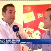 Guide Michelin: le chef Arnaud Lallement réagit à l'obtention de sa 3e étoile
