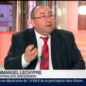 E. Lechypre: Les perspectives des Business Angels –