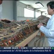 L'insolite du jour: La restauration de tapis chez Chevalier Conservation, dans Paris est à vous –