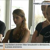 7 jours BFM: Femen, les scandaleuses