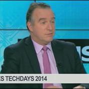 Les Techdays 2014: Nicolas Petit, dans 01Business – 1/4