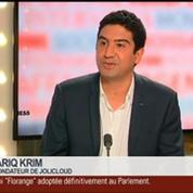Tariq Krim, fondateur de Jolicloud, dans Le Grand Journal – 3/4