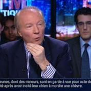 BFM Politique: L'interview de Brice Hortefeux par Apolline de Malherbe 4/6