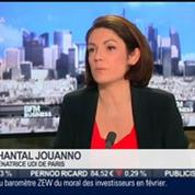 Chantal Jouanno, sénatrice UDI de Paris, dans L'Invité de BFM Business