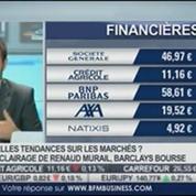 Le CAC 40 atteint un nouveau plus haut annuel: Renaud Murail, dans Intégrale Bourse –