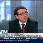 Pierre Berger, Eiffage, dans l'invité de BFM Business –