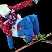 JO / Sotchi : Revivez l'épreuve de ski half-pipe féminin