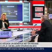 Xavier Huillard, président directeur général de Vinci, dans Le Grand Journal – 4/4