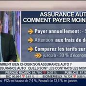 Assurance auto: comment payer moins cher?: Arnaud Giraudon, dans Intégrale Placements –