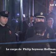 Le corps de Philip Seymour Hoffman transféré pour une autopsie