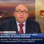 L'Éco du soir: Le lancement du compte bancaire Nickel dans les bureaux de tabac