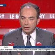 Jean-François Copé dénonce le livre