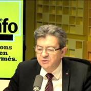 Mélenchon : «Le projet d'aéroport cessera le jour où Ayrault ne sera plus Premier ministre»