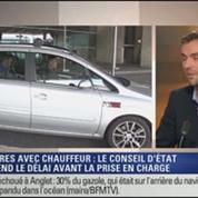 Le Soir BFM: La fin du délai de 15 minutes est-elle une victoire des VTC face aux taxis 4/5